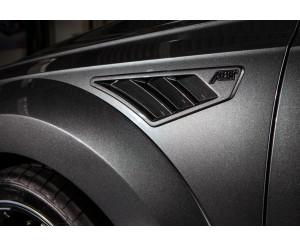 Audi Q7 (4M) ABT FENDER INSERTS