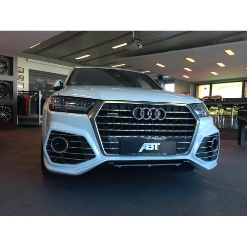 Audi Q7 (4M0) ABT Aero package Wide body