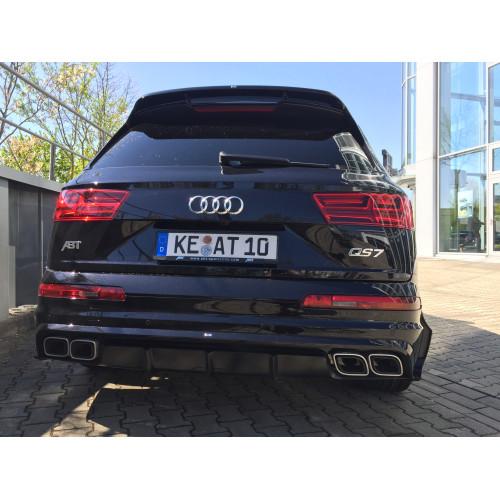 Audi Q7 (4M0) ABT Aero package Slim body