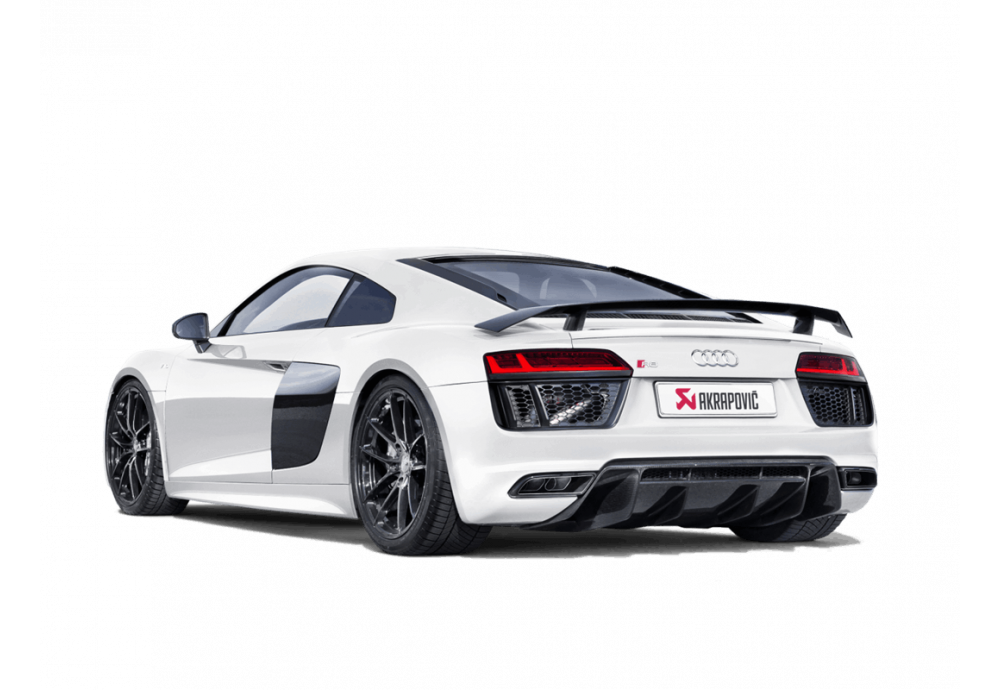AUDI R8 5.2 FSI COUPE Akrapovic Slip-On Line Exhaust system