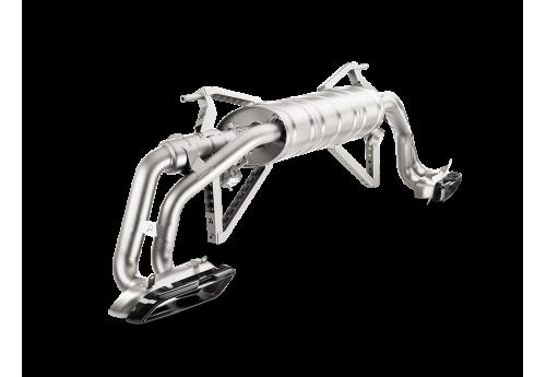 AUDI R8 5.2 FSI COUPE Akrapovic Slip-On Line Exhaust system