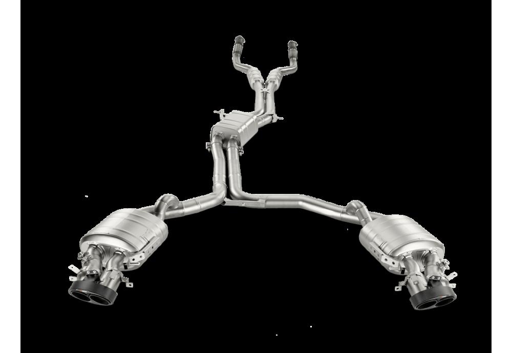 AUDI RS 6 AVANT (C7) Akrapovic Evolution Line Exhaust system