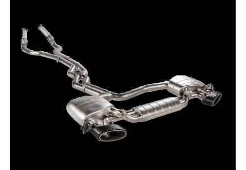 AUDI RS 6 AVANT (C8) Akrapovic Evolution line Exhaust system