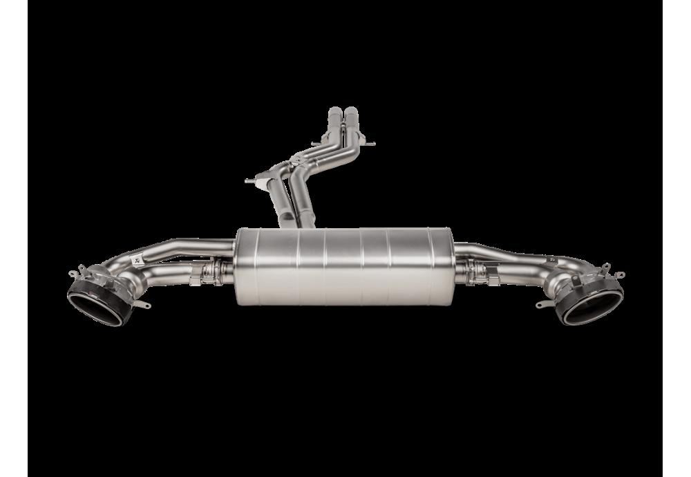 AUDI RS Q8 (4M) Akrapovic Evolution line Exhaust system