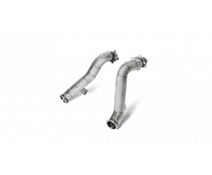 AUDI S6/RS6 and S7/RS7 (C7) Akrapovic Downpipe set (SS)