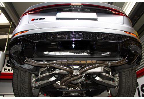 Audi RS Q8 Capristo Sport Exhaust cat-back