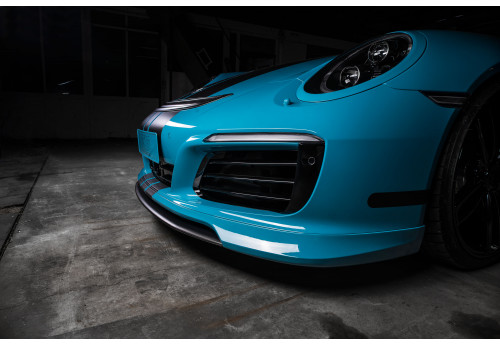 Porsche 911 (991.2)  Front spoiler Techart