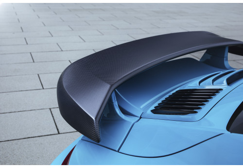 Porsche 911 (991.2) Carbon Rear spoiler 2 Techart