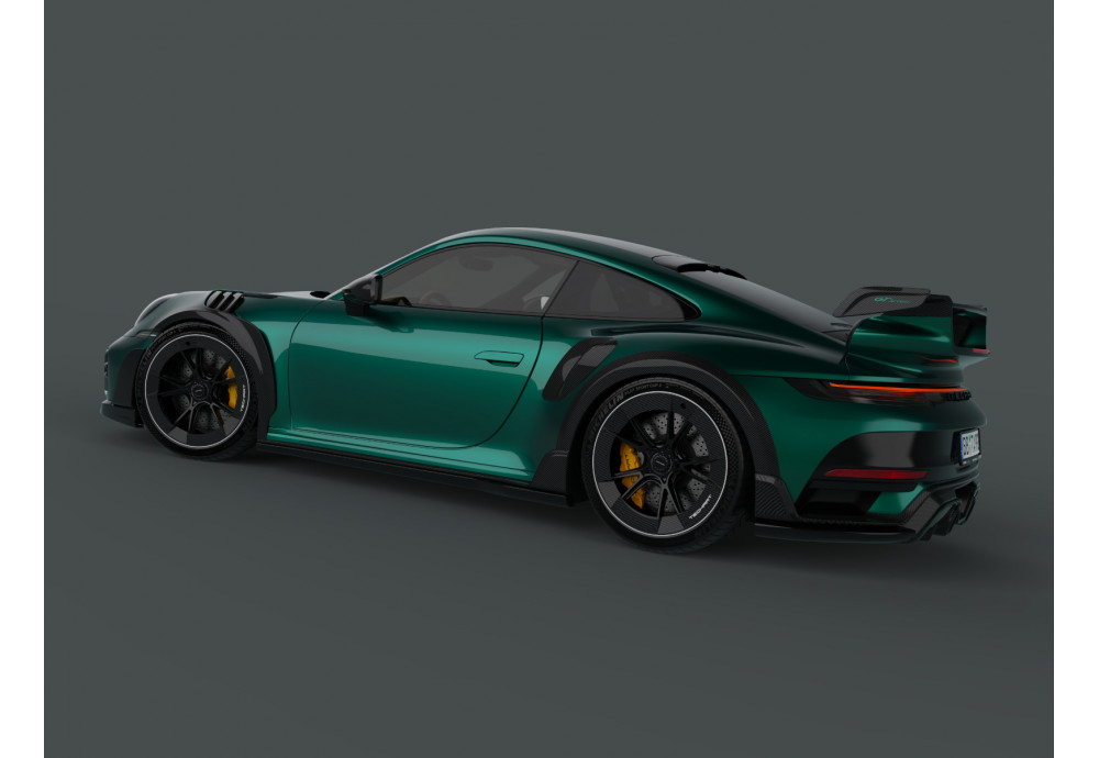 Porsche 911 GTstreet R Limited edition aero kit
