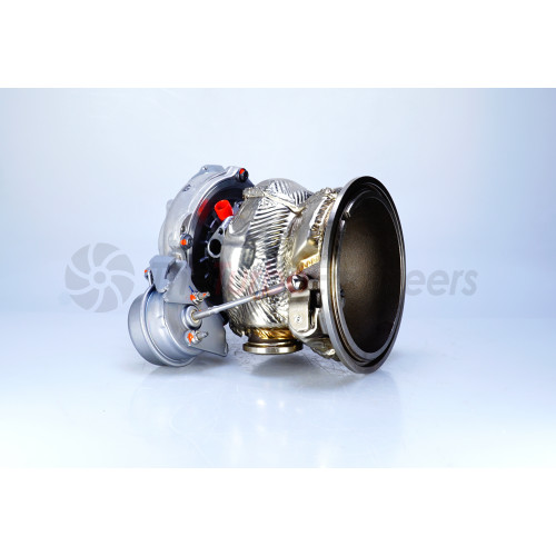 Tuning turbocharger TTE710 3.0 TFSI for Audi A6 (C8) 3.0 TFSI up to 700 h.p.