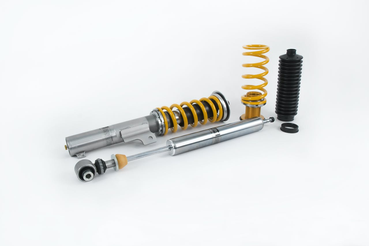 Ohlins suspension for Audi RS3 (8V)