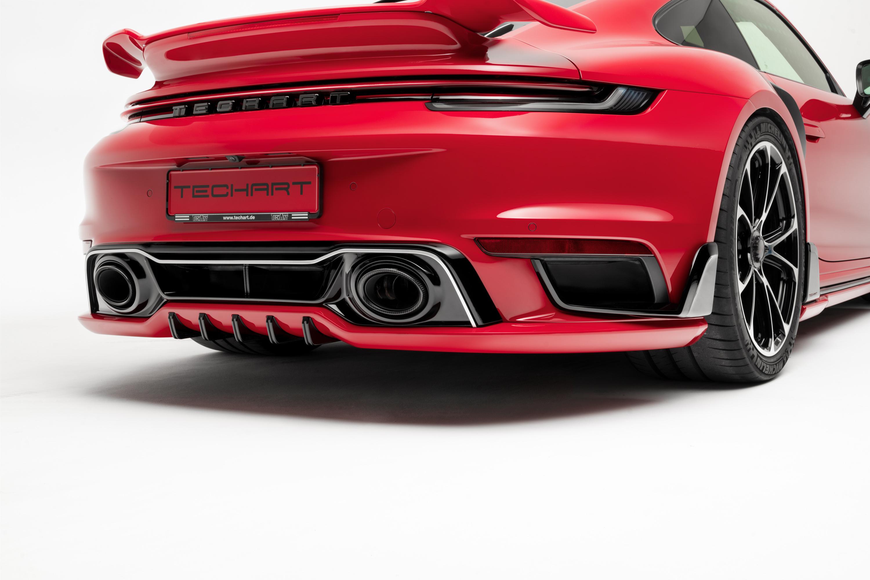 TECHART 911 (992) Turbo aerodynamic kit